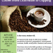 NUTR 490B Coffee: From Cultivation to Cupping - Course Flyer