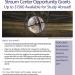 Stroum Center Opportunity Grants Flyer
