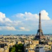 picture of Paris skyline
