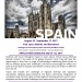 Study Abroad - Sociology in Spain Flyer