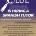 Spanish Tutor Search