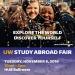 UW Study Abroad Fair 2016